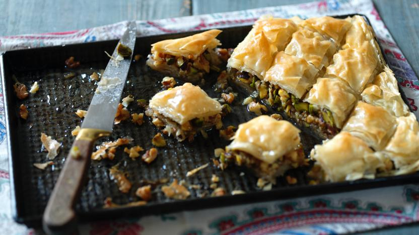 Baklava Recipe Bbc Food
