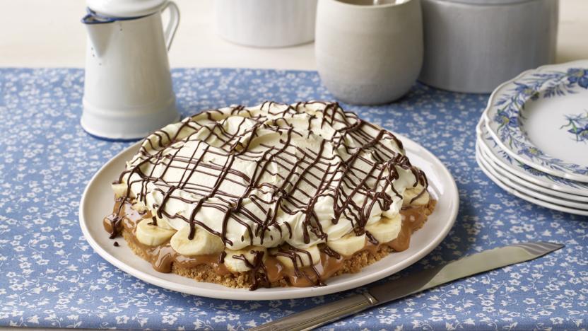 Mary Berry's banoffee pie