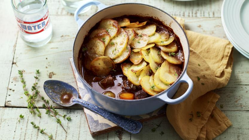 Beef hotpot recipe bbc food beef hotpot forumfinder Image collections
