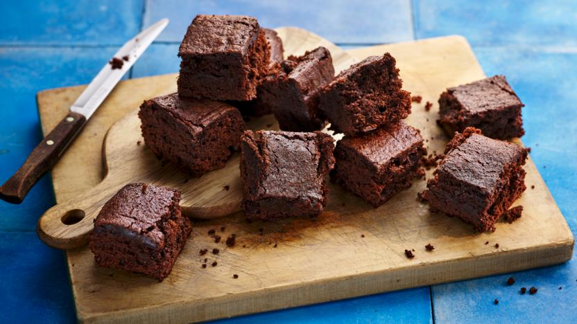 Healthy Brownies Recipe Bbc Food