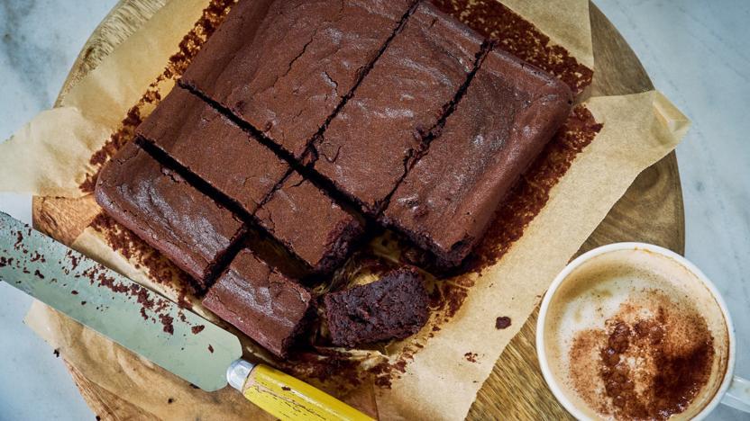 Black badger brownies recipe bbc food ingredients forumfinder Choice Image