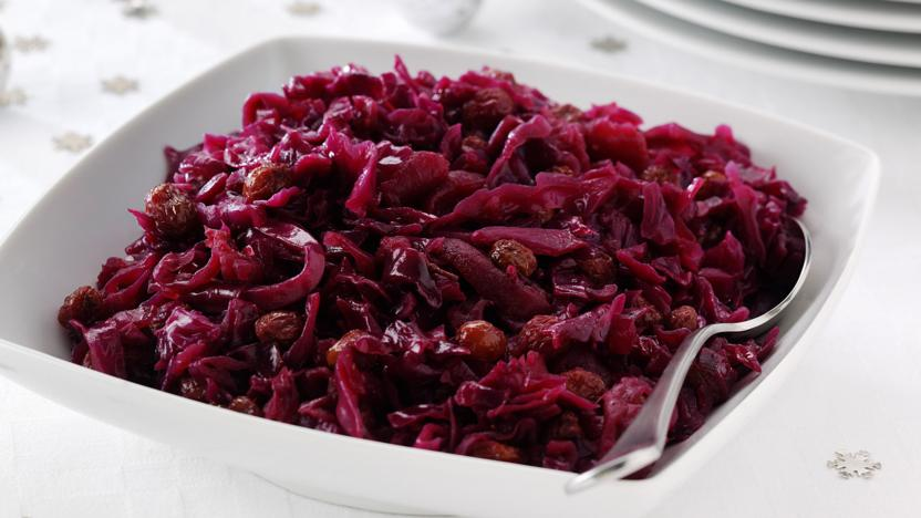 Braised Red Cabbage With Apples Recipe Bbc Food