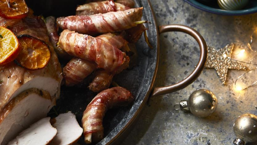 Budget pigs in blankets