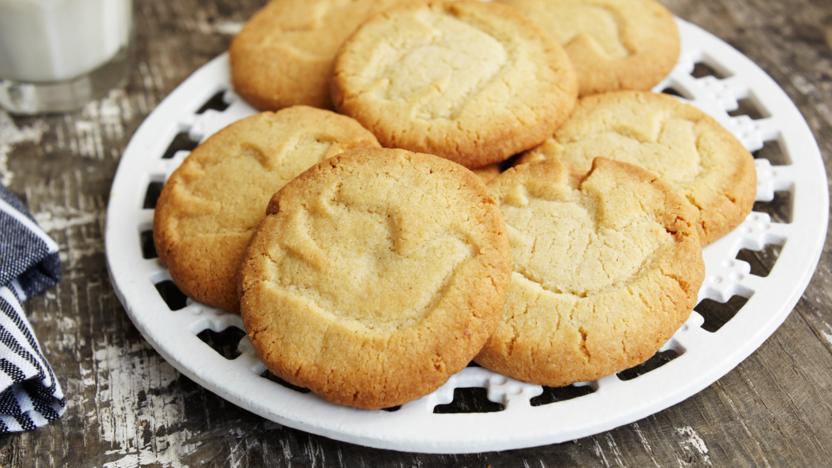 Cardamom and lemon cookies