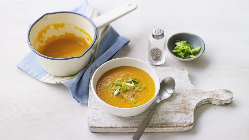 Warming Soup Recipes Bbc Food