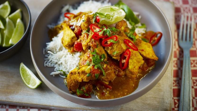 Chicken Jalfrezi Recipe Bbc Food