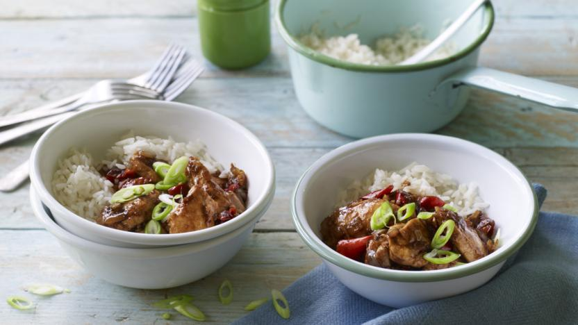 Chilli Chicken Recipe Bbc Food