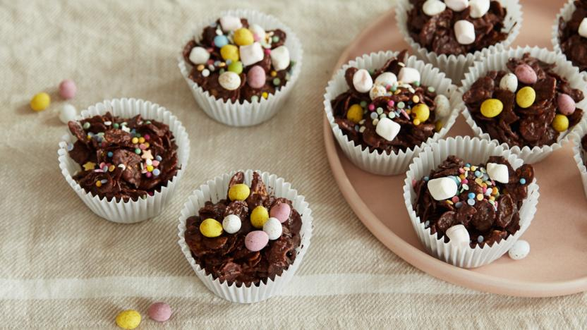 Baking With Children Recipes Bbc Food