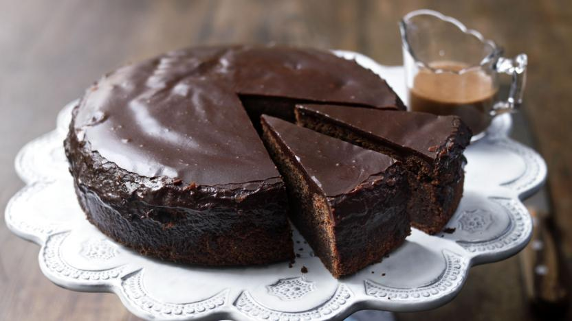 Chocolate Fudge Cake Recipe James Martin
