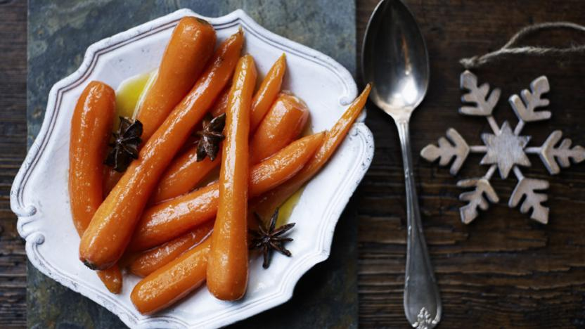 Christmas carrots recipe bbc food christmas carrots forumfinder Choice Image