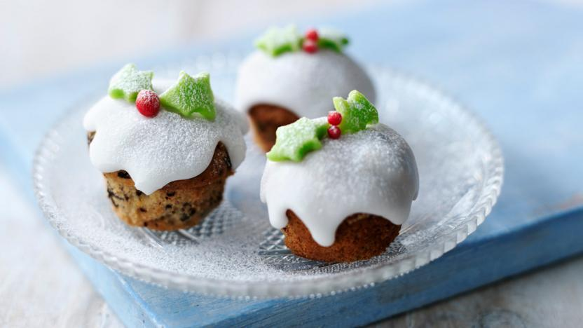 Bbc food recipes christmas mini muffins christmas mini muffins forumfinder Choice Image
