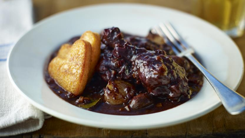 Coq Au Vin Recipe Bbc Food