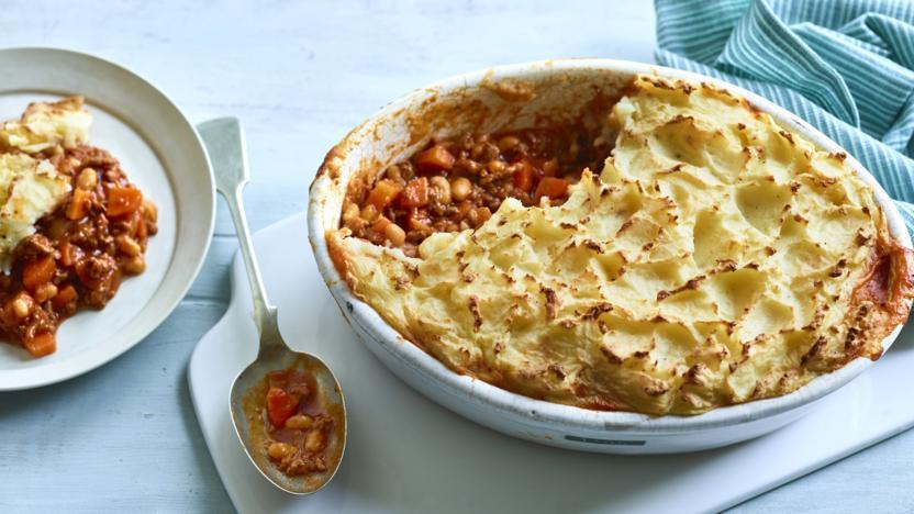 The best cottage pie