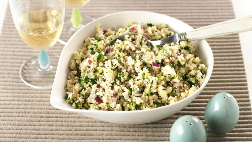 Make-ahead couscous salad