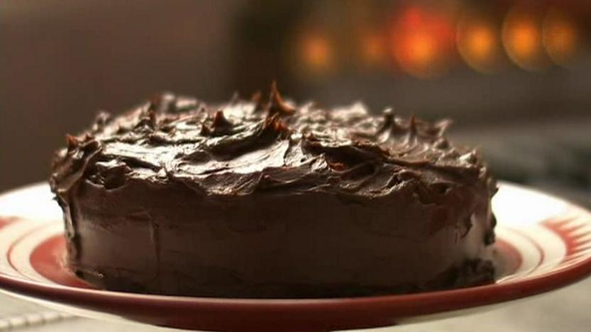 Nigella's devil's food cake