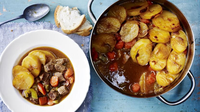 Irish beef stew recipe bbc food irish beef stew forumfinder Image collections