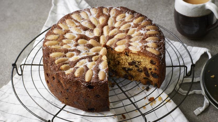 How To Make A Cake Bbc Food