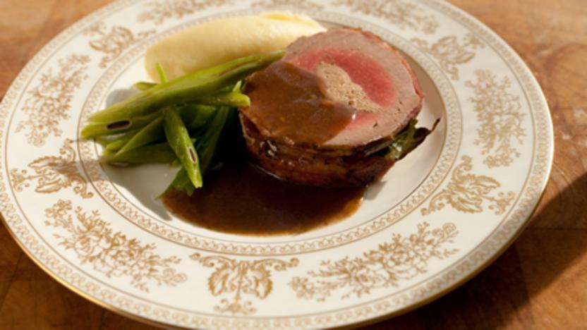 fillet of beef prince albert recipe bbc food