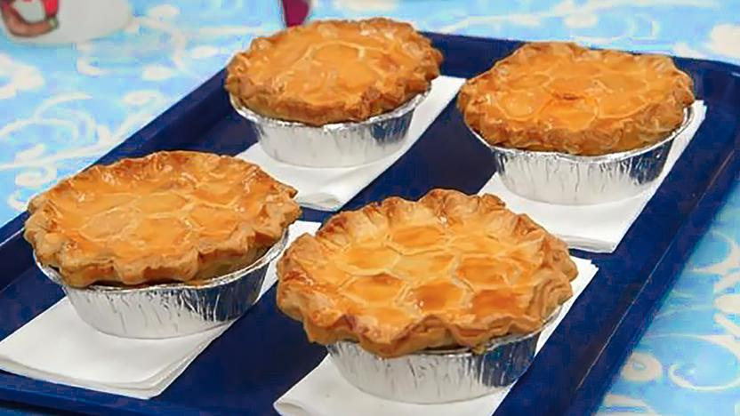 Football Pies Recipe Bbc Food
