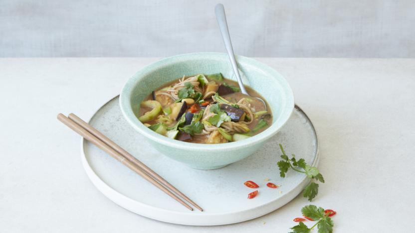 Fragrant noodle bowl
