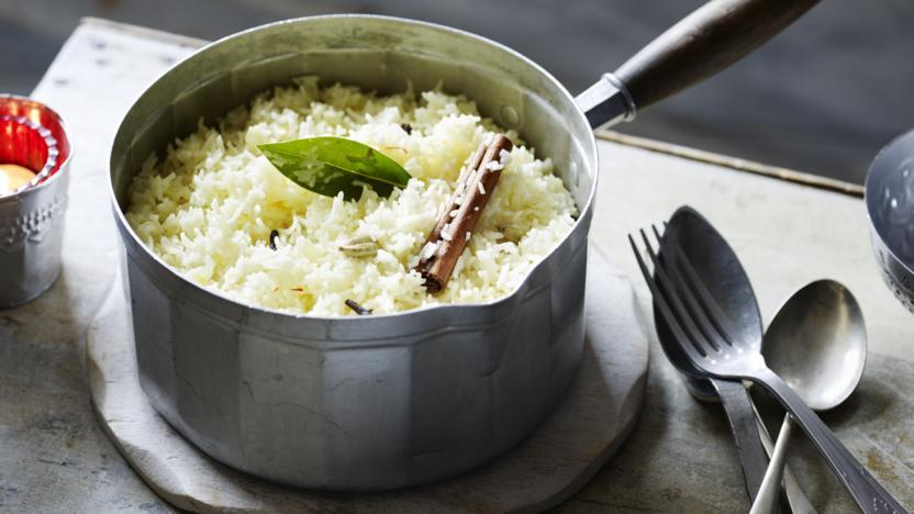 Fragrant pilau rice recipe bbc food fragrant pilau rice forumfinder Image collections
