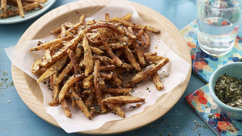 Furikake fries