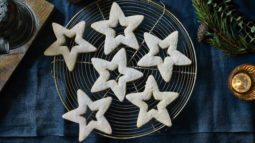 Gluten Free Christmas Cookies Recipe Bbc Food