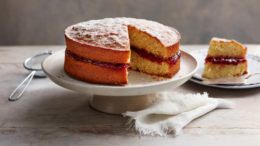 Gluten free sponge cake recipe for trifle