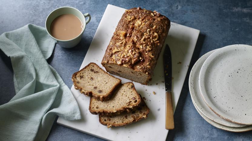 Healthy Banana Bread Recipe Bbc Food