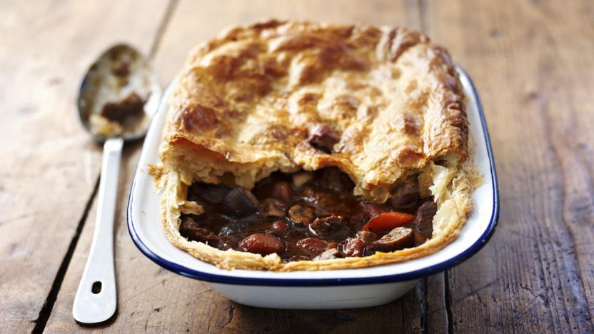 How to make steak and ale pie recipe - BBC Food