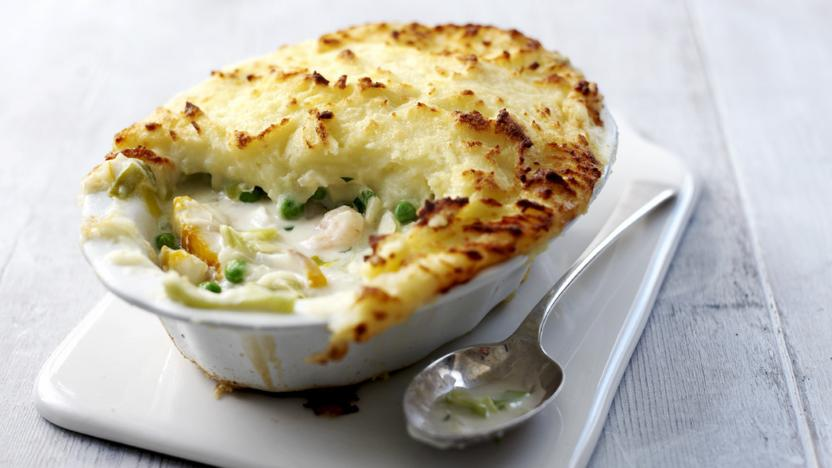how to make fish pie recipe bbc food