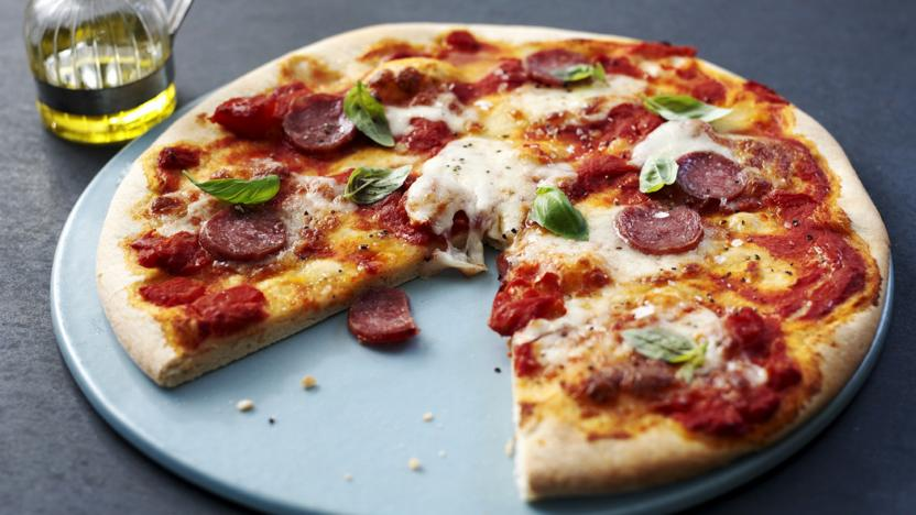 Bbc Food Pizza Dough Recipe