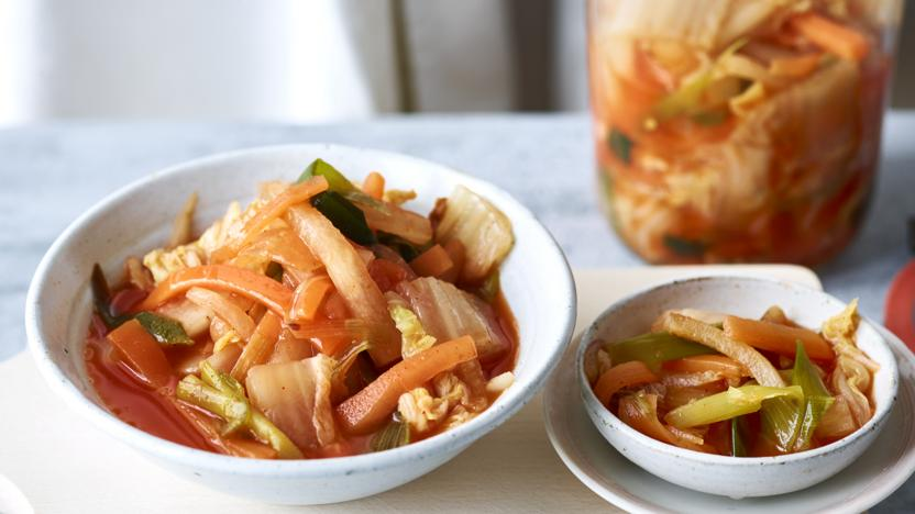 Chinese Cabbage Recipes Bbc Food
