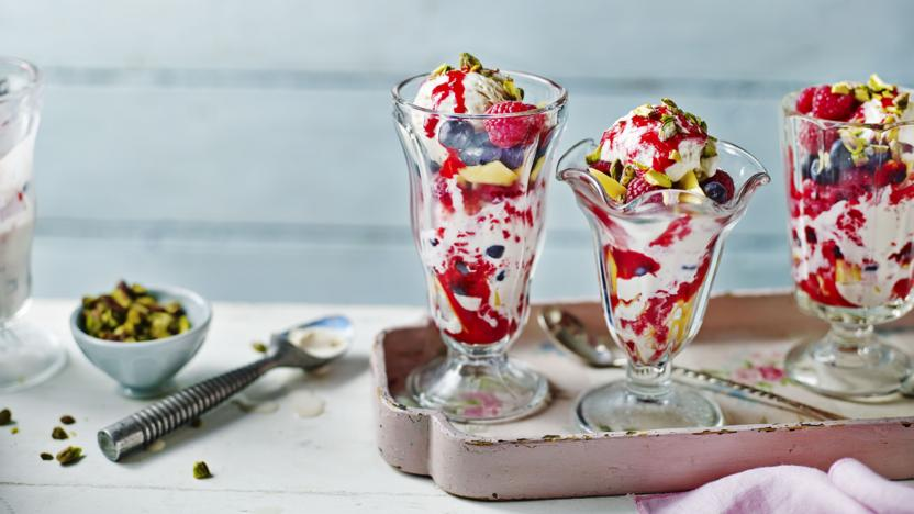 037580a4ed66 Knickerbocker glory recipe - BBC Food