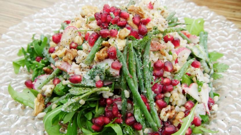 Latvian salad recipe bbc food latvian salad forumfinder Image collections