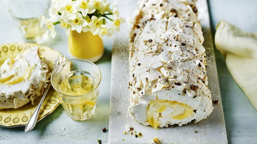 Lemon Curd Cake Recipe Nigella