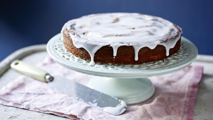 Lemon And Almond Cake Recipe