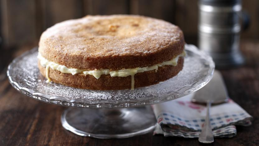 Recipes Using Lemon Drizzle Cake: Lemon Cake Recipe