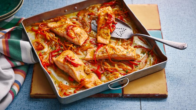 Easy Fish Suppers Bbc Food
