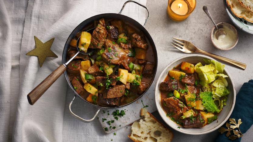 Mary Berry's beef stew