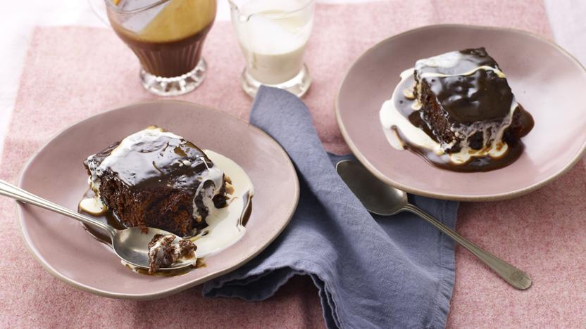 Mary's sticky toffee pudding