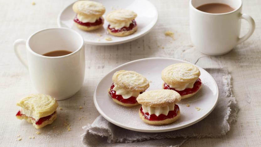 Mary's Viennese whirls