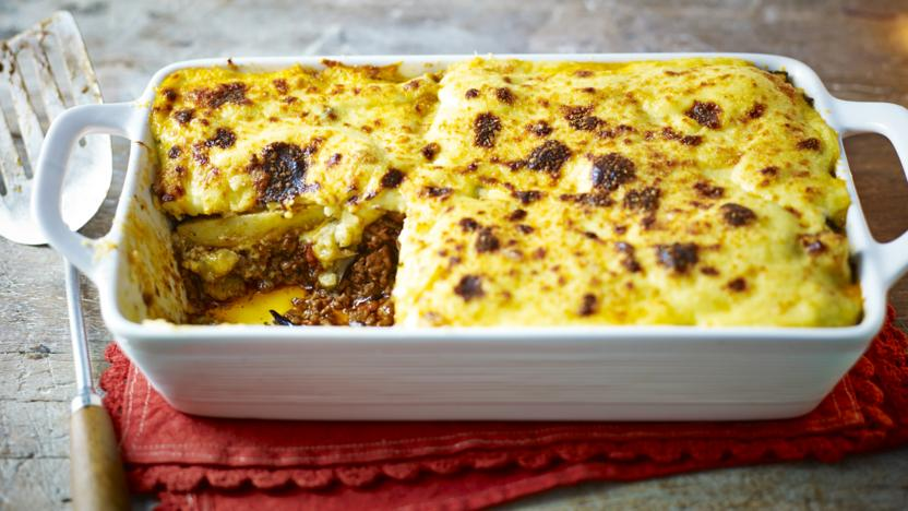 Bbc Food Moussaka