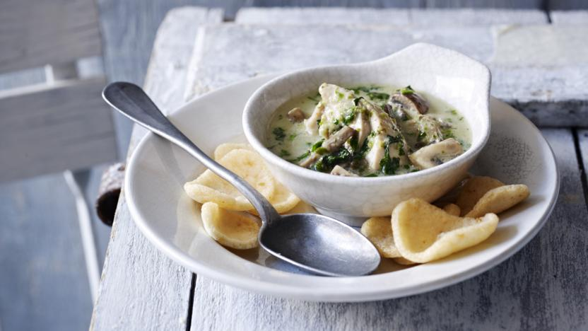 Nigel Slater's Thai green curry