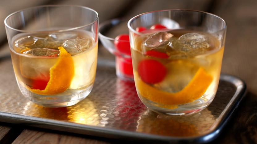 Famous Grouse Old Fashioned