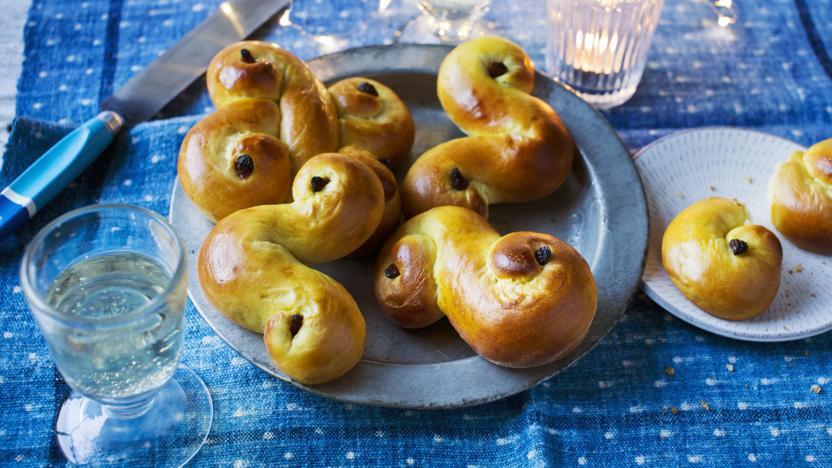 St Lucia buns