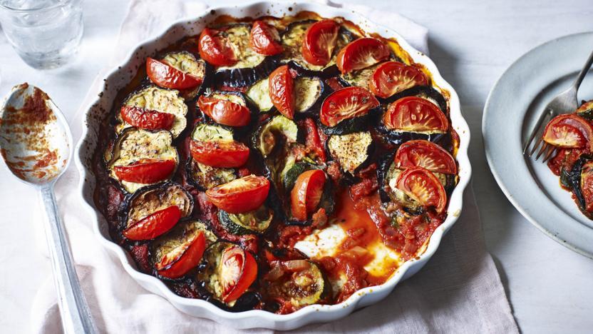 Posh roasted vegetables recipe bbc food posh roasted vegetables forumfinder Gallery