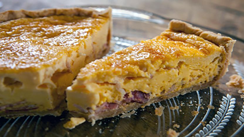 quiche lorraine recipe bbc food