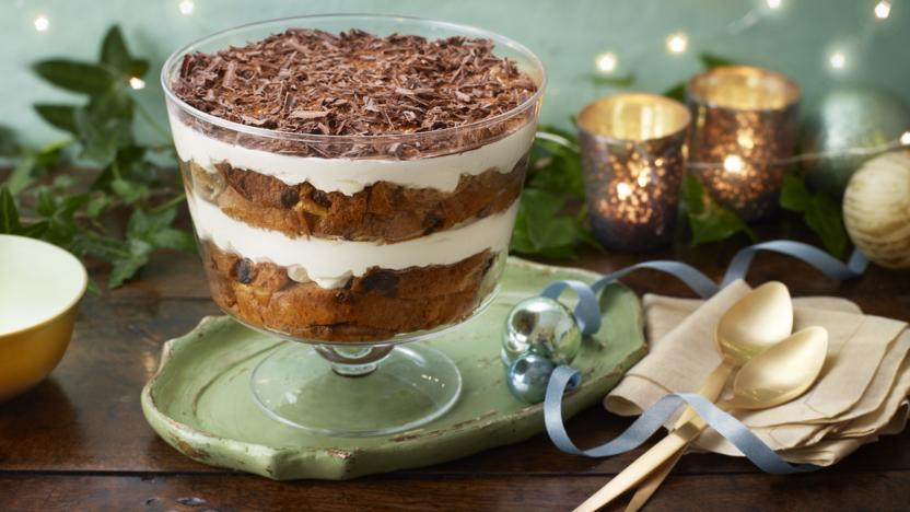 Christmas Dessert Recipes.Christmas Tiramisu