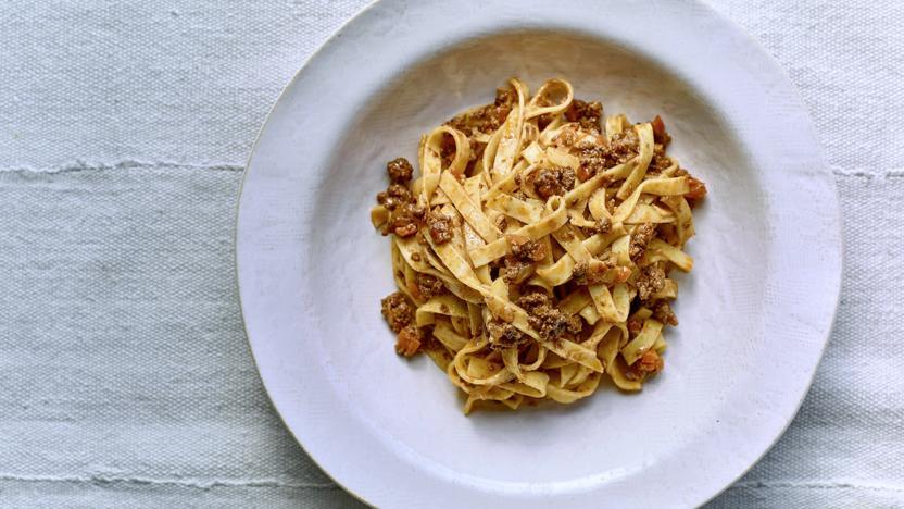 Ragu Alla Bolognese Recipe Bbc Food